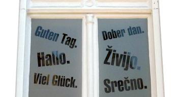Kontakt Slowenisch in Graz